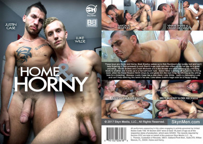 Skyn Media – Home and Horny (2017)