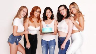 Shyla Jennings And Alina Lopez – Interrupted Anniversary 1080p