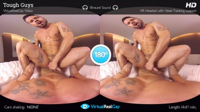 Virtual Real Gay — Tough Guys