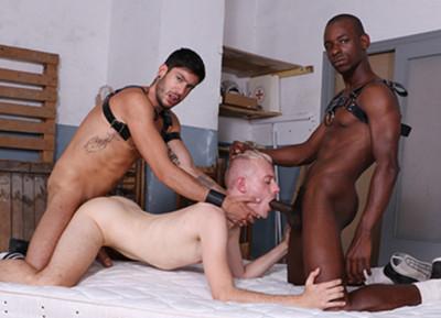 Tortured Twink (Alexis Clark, Ollie Blue, River Wilson)