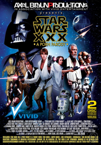 Description Star Wars XXX: A Porn Parody