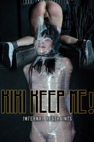 IR Kiki Keep Me! – Kiki Cali