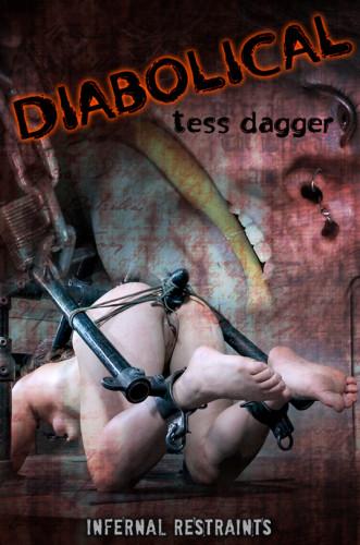 Tess Dagger - Diabolical (dildo, clit, style).