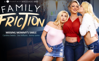 Carolina Sweets, Dee Williams, Kenna James –  Missing Mommy's Smile