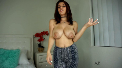 MissAlexaPearl – Trying on Bras and Lactating For You
