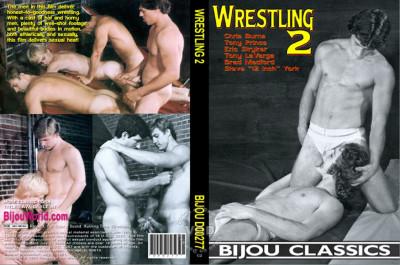 Bareback Wrestling 2 (1981) - Chris Burns, Steve York, Eric Stryker
