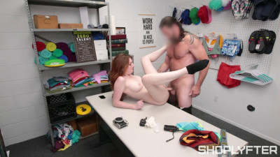 Shoplyfter — Aria Carson — Under the Sweater
