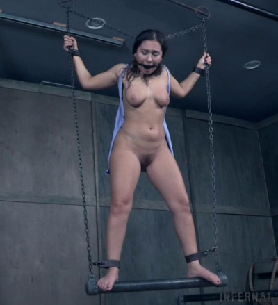 Hard Torture For Gabriella Paltrova
