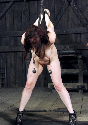 Sweet Body In BDSM Agony