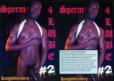 Description Sperm vol.4 Lube 2