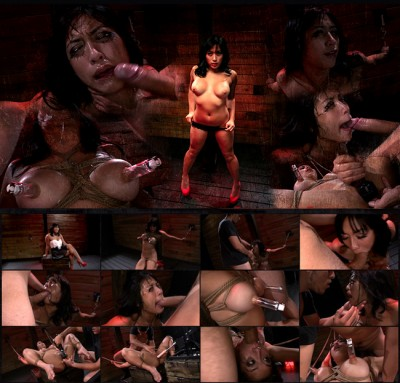 Mia Li's Rough Deep Throat Disgrace – Mia Li – January 23, 2014