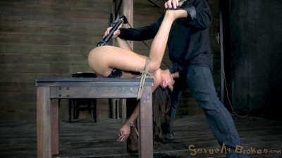 SB - Hot Latina is overloaded with cock, orgasms, and bondage - Feb 25, 2013 - HD