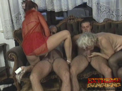The Best Gold Porn ExtremeGangBang Collection part 1