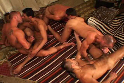 Muscle Nomads Like Raw Orgy