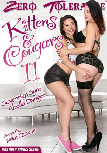 Kittens and Cougars No. 11