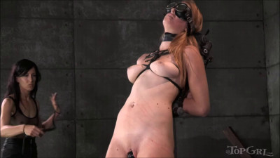 Tight bondage, spanking and torture for very sexy bitch HD 1080p