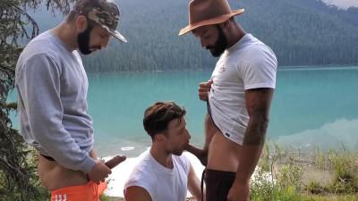 Drake Masters, Drew Dixon, Romeo Davis