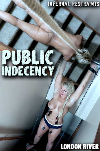 Description Infernalrestraints - Public Indecency