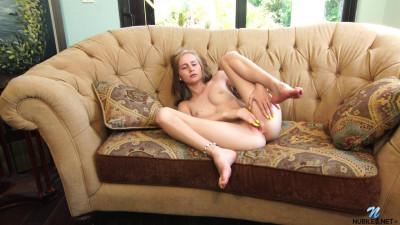 Alicia Williams - Petite Blonde Masturbation