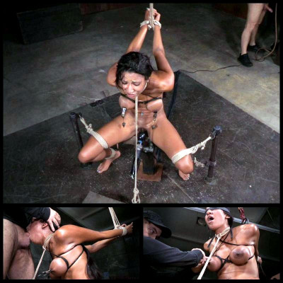 Strictly Restrained In Bondage (30 Mar 2015) Sexually Broken