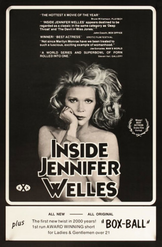 Description Inside Jennifer Welles (1977)