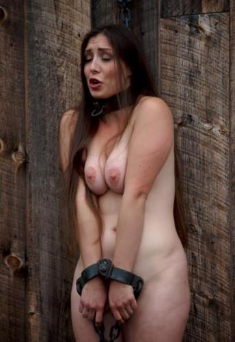BDSM slave and torture