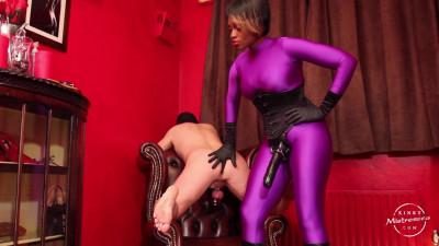 Fucked by Mistress - Ava Black - HD 720p