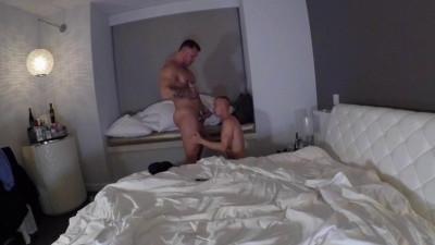 Austin Wolf fucks Tanner Hyde