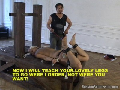 Russian Slaves - Punishment Of Prostitute