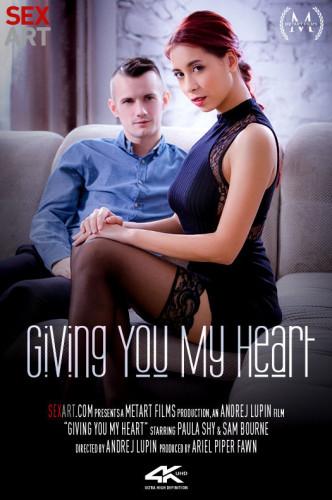 Paula Shy – Giving You My Heart FullHD 1080p
