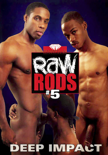 Description Raw Rods vol.5 Deep Impact