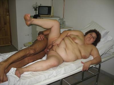 Real amateur chubby Nurse home porn