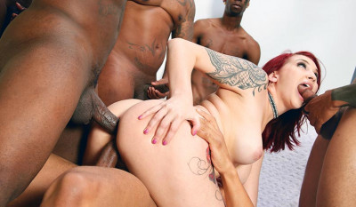 Amber Ivy — Blacks On Blonde (2017)