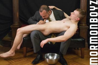 MBoyz - Elder Calder - Disciplinary Action with President Ballard