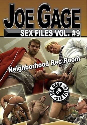 Description Joe Gage Sex Files 9: Neighborhood Rec Room