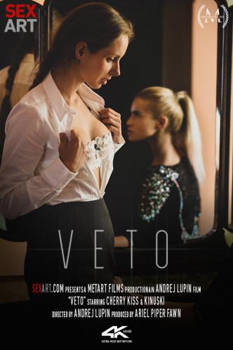 Description Cherry Kiss, Kinuski - Veto(2019)