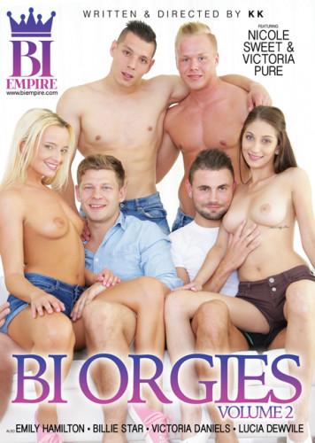 Bi Orgies Part 2