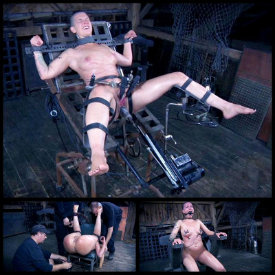The Extended Feed Of Miss # 5 (19 Sep 2015) Real Time Bondage