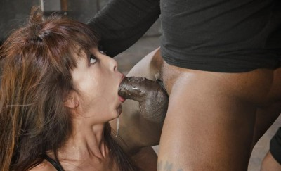 iny Asian Marica Hase gets bound