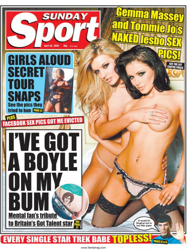 Sunday Sport - Twenty Issues