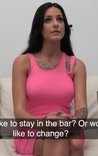 Description Barbie Esm - Facial for horny tattoo babe FullHD 1080p