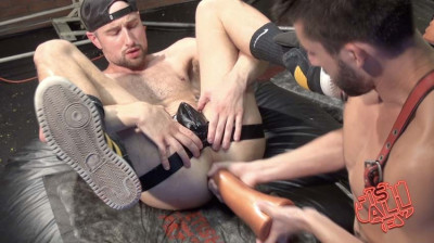 FistAlley - Drilled By Monster Toys - Drew Dixon & Scott DeMarco