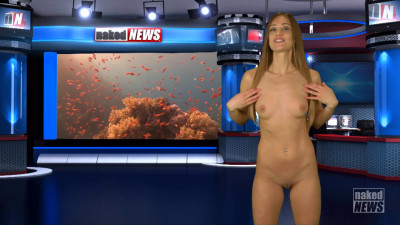 Naked News is about