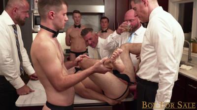 Description BoyForSale The Boy River Chapter 7 - Buyers Group - Turkey Day Party Favor