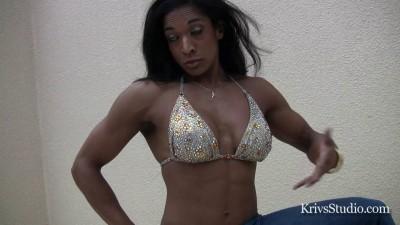 Nadya Castellas — Fitness Model