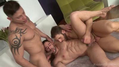 Jalil Jafar, Julio Rey & Robin Sanchez