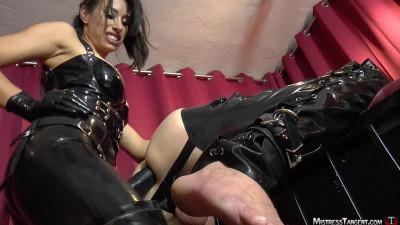 Cruel and beautiful mistress part  2