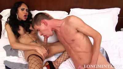 Long Mint Young Guy Cumshot (2011)