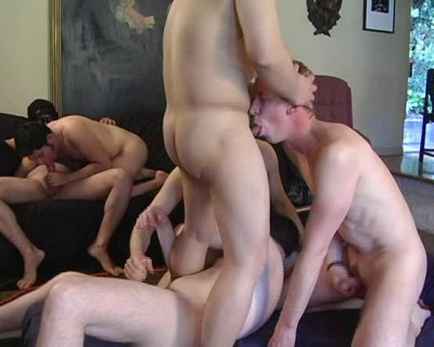 Young Pornstars Love Rough Gangbang