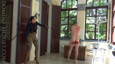 Madame Catarina - Safari Caning Scene 4